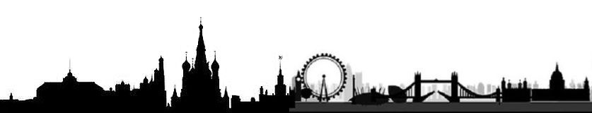 moskou-london-silhouet
